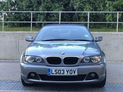 used BMW 318 3-Series Convertible Ci 2d Step Auto (01)