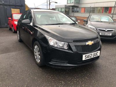 used Chevrolet Cruze 1.6 i LS 5dr