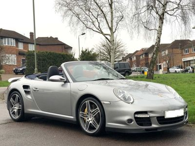 used Porsche 997 Turbo 3.6 Cabriolet AWD 2dr