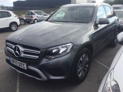 used Mercedes 220 GLC Class GLC4Matic SE 5dr 9G-TronicKeeping you safe