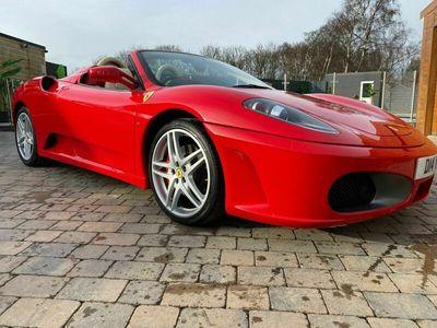 used Ferrari F430 4.3 F1 2dr