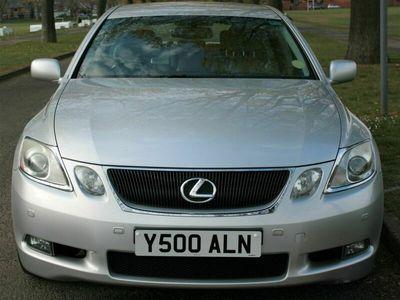 used Lexus GS300 3.0 SE CVT 4dr