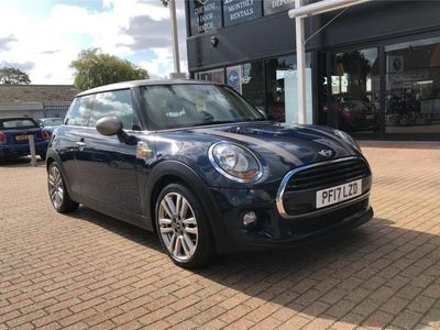 used Mini Cooper HATCHBACK SPECIAL EDITION 1.5Seven 3dr