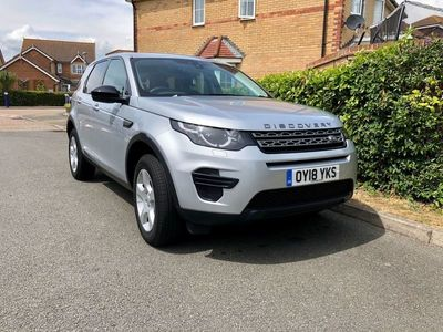 used Land Rover Discovery Sport 2.0 eD4 Pure (s/s) 5dr