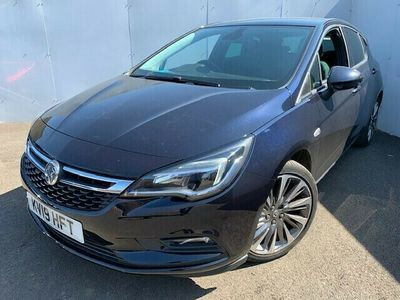 used Vauxhall Astra 1.4T 16V 150 Griffin 5dr