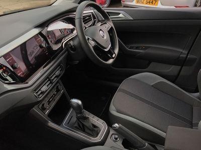 used VW Polo 1.0 TSI 115 SEL 5dr DSG Hatchback 2019