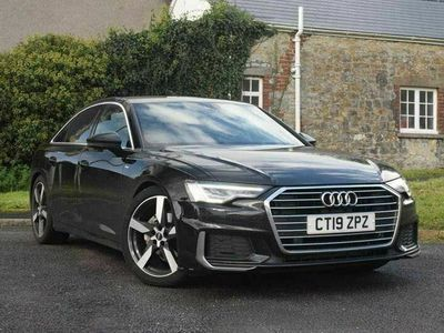 used Audi A6 A6 2019S line 40 TDI 204 PS S tronic Saloon 2019