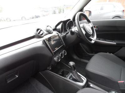 used Suzuki Swift 1.2 Dualjet Hybrid SZ5 CVT