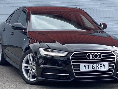 used Audi A6 2.0 TDI Ultra S Line 4dr S Tronic