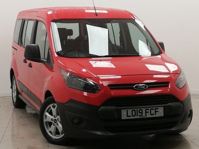used Ford Tourneo Courier Estate 1.0 EcoBoost Titanium 5dr [Start Stop]