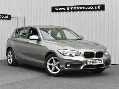 used BMW 116 1 Series D SE