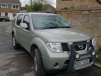 used Nissan Pathfinder 2.5 dCi Sport 5dr