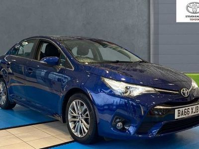 used Toyota Avensis 1.8 Business Edition 4dr