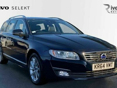 used Volvo V70 D3 SE Lux Geartronic (Driver Support Pack, Family Pack, Winter Pack)