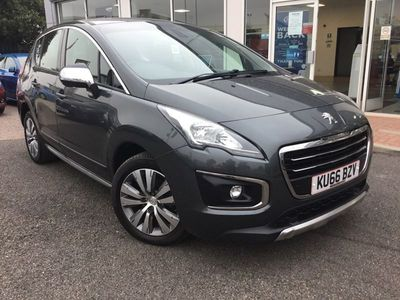 used Peugeot 3008 1.6 BlueHDi Active (s/s) 5dr