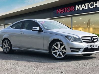 used Mercedes C180 C-ClassAMG Sport Edition 2dr Auto