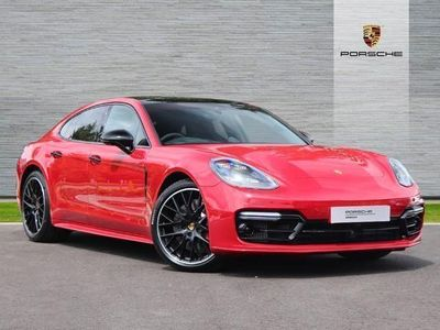 used Porsche Panamera GTS PDK 4.0 4dr