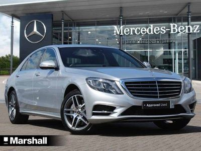 used Mercedes S300 S-ClassL AMG Line 4dr Auto