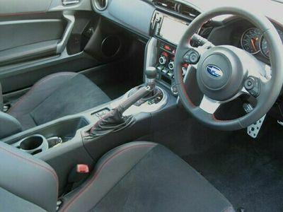 used Subaru BRZ 2.0i SE Lux [Nav] Auto 2-Door