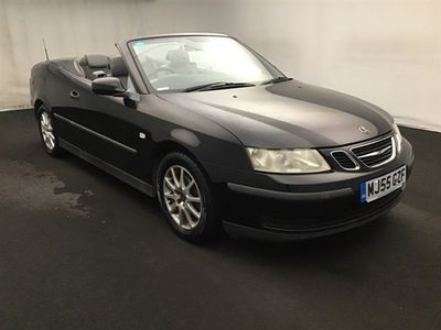 used Saab 9-3 Cabriolet 1.8t Linear 2dr