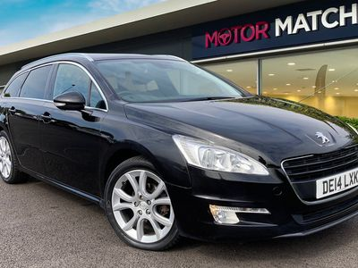 used Peugeot 508 SW 1.6 HDi FAP Active 5dr (Nav)