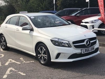 used Mercedes A160 A-ClassSE Executive 5dr