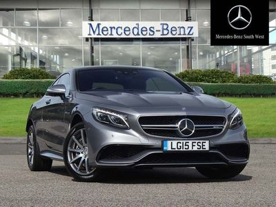 used Mercedes S63 AMG S-Class2dr Auto