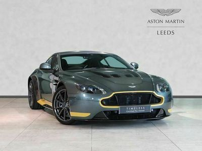 used Aston Martin Vantage S V12 coupe special editions