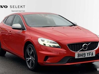 used Volvo V40 T2 R-Design Edition null hatchback