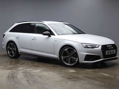 used Audi A4 40 Tfsi Black Edition 5Dr S Tronic