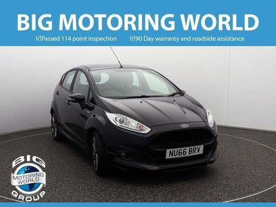 used Ford Fiesta ST-LINE 1.0 5dr
