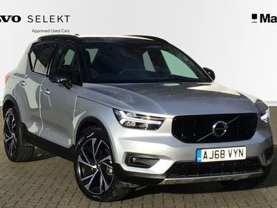 used Volvo XC40 2.0 T5 R DESIGN Pro 5dr AWD Geartronic Auto