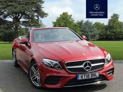 used Mercedes E300 E ClassAmg Line Premium Plus 2Dr 9G-Tronic