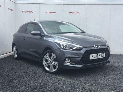 used Hyundai i20 1.0T GDI Premium Nav 3dr
