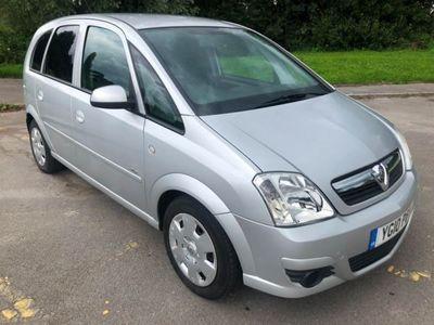 used Vauxhall Meriva 1.6i 16V Club 5dr