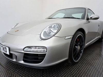 used Porsche 911 Carrera 4 911 Coupe (997) Coupe GTS (2011) 2d PDK