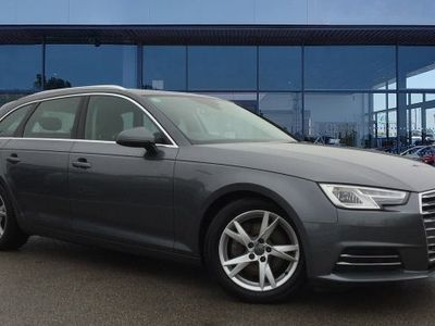 used Audi A4 2016 Derby 2.0 TDI Ultra 190 Sport 5dr S Tronic Diesel Estate
