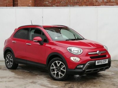 used Fiat 500X 1.6 Multijet Cross 5Dr