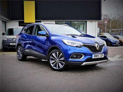 used Renault Kadjar 1.3 TCe S Edition SUV 5dr Petrol EDC (s/s) (140 ps) Auto