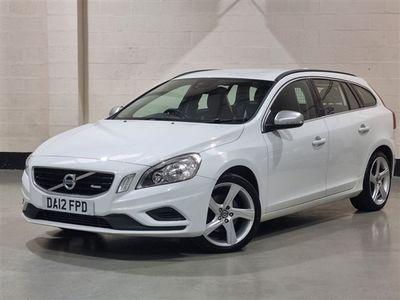 "used Volvo V60 1.6 DRIVE R-DESIGN S/S 5d 113 BHP £30 Road Tax / 18"" Alloys"