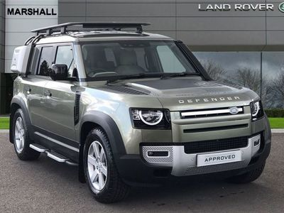 used Land Rover Defender 2.0 D240 S 110 5dr Auto