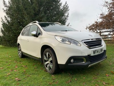 used Peugeot 2008 1.6 e-HDi Allure (s/s) 5dr