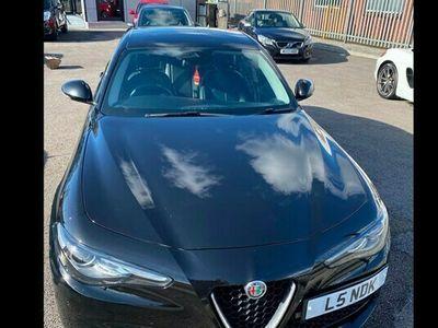 used Alfa Romeo Giulia Saloon Super 2.2 Turbo Diesel 180hp auto 4d