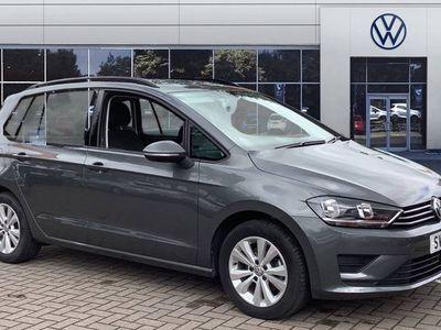 used VW Golf Sportsvan 1.6 TDI 115 SE 5dr Diesel Hatchback