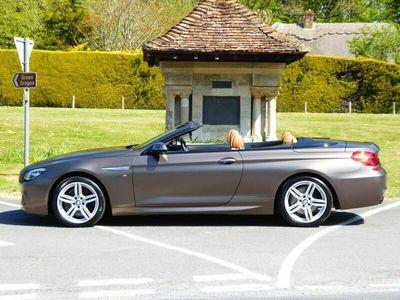 used BMW 650 Cabriolet