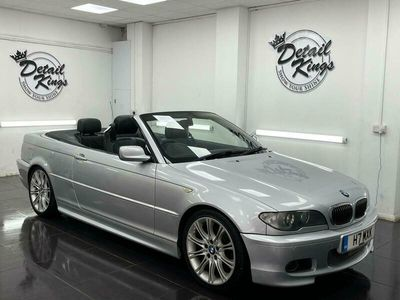 used BMW 325 Cabriolet 325 Ci Sport 2dr Auto - 1 Year MOT - Free Delivery!