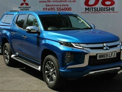 used Mitsubishi L200 Double Cab DI-D 150 Warrior 4WD Auto
