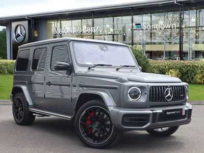 used Mercedes G63 AMG G-CLASS AMG4MATIC