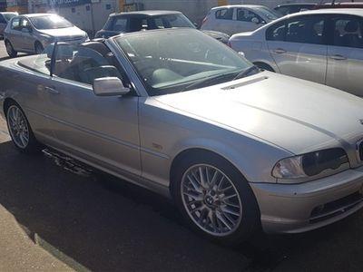 used BMW 325 Cabriolet 325 Ci 2dr Auto