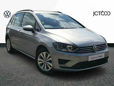 used VW Golf Sportsvan 1.6 TDI 110 SE 5dr diesel hatchback